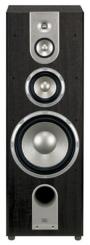 JBL S412PII 4-Way Floorstanding Speaker (Each) Black