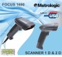 Metrologic MS 1690 Focus