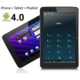 Unlocked SVP 2-in1 Phablet 7-in Android 4.0 ICS Smart Cell Phone + Tablet PC w/ Google Play Store GSM