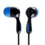 Jbuds Hi-fi Noise-reducing Ear Buds (black / Electric Blue)