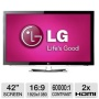 "LG 42LD452B 47"" Full HD Black LCD TV"