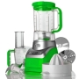 Wolfgang Puck 3-in-1 Blender, Food Processor and Juicer
