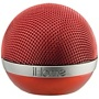 iHome iDM8RC Portable Rechargeable Bluetooth Speaker - Red