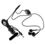 New Premium Quality HTC Google Nexus One 1 Smartphone Stereo Headset Headphone with Mic (Black)