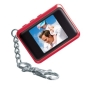 Coby Electronics 1.5 in. Digital Photo Key Chain - Red
