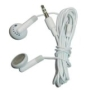 Ear Stereo Headphones For iPod, Zune & MP3 Players With 3.5mm Headphone Jack