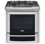 "Electrolux EW30GS65GS - Range - 30"" - built-in - with self-cleaning - stainless steel"