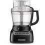KitchenAid® Onyx Black 13CP FD PRCSR- BLACK