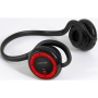 Plan-B High-End Wireless Bluetooth Neckband Headphones With Built In Micro SD Memory Card Reader MP3 Player - For Children, Teenagers And Young Adults