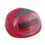Sonata J2002RD Lloytron AM / FM Radio Alarm Clock - Red *** IMPORTATION BRITANNIQUE ***