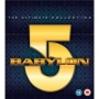 Babylon 5: The Complete Box Set (42 Discs)