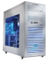 Velocity Micro Edge Gx520 Desktop (2.83 GHz Intel Core 2 Quad Q9550 Processor, 4 GB RAM,1 TB Hard Drive, ATI 4870 HD 512MB, 20x DVD Burner, Vista Pre