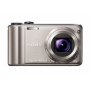 Sony DSCHX5VN Cyber-shot Digital Camera - Silver (10MP, 10x Optical Zoom) 3 inch LCD