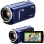 Everio Flash Memory Camera Blu