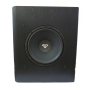 Cerwin Vega CVT-200 12 inch 300 Watts Powered Home Subwoofer (MADE IN USA)
