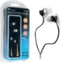 Technical Pro In ear DJ/iPod Headphones with Adapter, Ear buds and Case