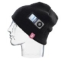 i360 Music Infused AWARE Beanie For 1G, 2G, 4G, 5G, iPod Nano (Black, Pink)