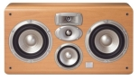 "LC2 Studio L Series 4-Way Dual 6"" 150-Watts Wall-Mount Center Speaker - Beech"