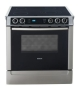 "Bosch HEI7052U - Integra 31"" Self-Cleaning Slide-In Electric Convection Range - Stainless-Steel"