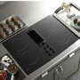 "GE Profile 30"" Electric Downdraft Cooktop PP989"