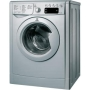 Indesit IWE 7145 S Freestanding 7kg 1400RPM Silver Front-load