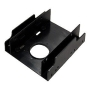 """BYTECC Bracket-35225 2.5 Inch HDD/SSD Mounting Kit For 3.5"""" Drive Bay or Enclosure"""