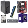 BIOSTAR A780L3G AMD 780L Socket AM3 Motherboard and AMD Phenom II X4 955 3.2GHz Quad-Core BE CPU OEM and Thermaltake TR2-R1 Socket AM2/939/754 CPU Coo