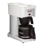 Bunn BX-W Classic 10-Cup Home Coffee Brewer White