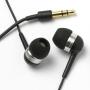 iStuff 808 Bass Sound Isolating Earphones - Black