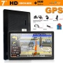 7 inch Car GPS SAT NAV Navigation System Speedcam Touchscreen Multimedia Player 8GB with UK and Europe Maps Installed (7 inch)