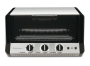 Cuisinart TOB-50 Classic Toaster Oven Broiler, brushed stainless and black