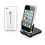 Dexim P-Flip™ Foldable Power Dock 3-in-1 Bundle Pack for Apple iPhone 4