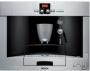"""Bosch TKN68E75UC Stainless Steel 24\"" Benevuto Non Plumbed Built In Cofee Machine - TKN68E75UC"""