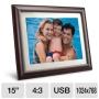 Viewsonic VFM1536-11 digital photo frame
