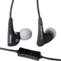 Audo Perfect Bass Earphones with Microphone 022 -Black