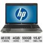 """ProBook 4535s B5N96UT 15.6"""" LED Notebook - AMD A4-3305M 1.9GHz (1366 x 768 HD Display - 4 GB RAM - 500 GB HDD - DVD-Writer - AMD Radeon HD 6480G, AMD"""