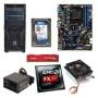 AMD FX-8300 3.3GHz Eight-Core OEM CPU/Asus M5A78L-M/USB3 mATX MB/Thermaltake CPU Cooler Bundle FD8300WMW8KHK Bundle