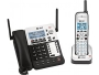 Vtech AT&T Black/Silver 4-Line Corded/Cordless with Speakerphone (SB67118)