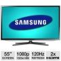 Samsung UN55ES6003 55 inch 120hz 1080p Slim LED HDTV