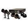 Security Labs Slm429 4-channel Video Surveillance S