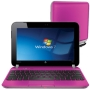 "HP Pavilion 10.1"" Netbook featuring Intel Dual Core Atom Processor N570 (210-3060CA) - Rose"