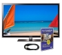 "Samsung 55"" Diagonal 1080p LED HDTV Bundle with6'L HDMI Cable"