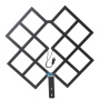 HD Frequency Cable Cutter Indoor/Outdoor HD Digital TV Antenna (CC-17)