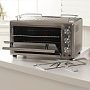 Wolfgang Puck 22-Liter Convection Toaster Oven with Rotisserie