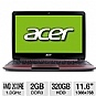 Acer Aspire AO722 - Charcoal Black Cell Phone