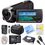 Sony HDR-CX440/B Full HD hand-held camcorder