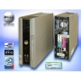 Dell Series USFF (Ultra Small Form Factor) PC - Intel Pentium 4 HT (Hyper Threading) - 2GB Ram - 80GB Hard Drive - DVD-ROM - WINDOWS XP PRO SP3 GENUIN