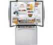 General Electric Profile™ PFS22SBSS (22.2 cu. ft.) Bottom Freezer French Door Refrigerator