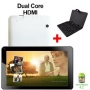 "Dual Core Processor Maxtouuch 7"" Android 4.2 Jelly Bean Tablet PC A20 All Winner Dual Camera Front/Back Capacitive MultiTouch Screen HDMI Storage 4GB"