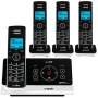 Vtech DECT 6.0 Cordless Phone With 4 Handsets, Caller ID & Digital Answering System